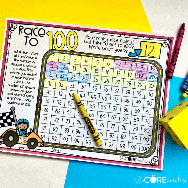 100th Day Of School Ideas For Kindergarteners
