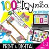 100th Day Of School Lessons