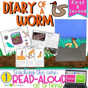 Diary Of A Worm Read-Aloud