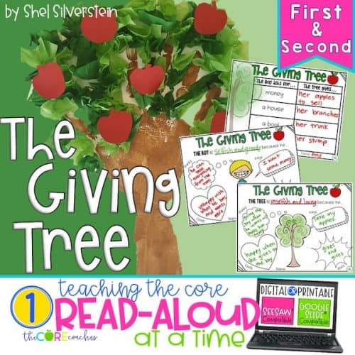The Giving Tree Read-Aloud